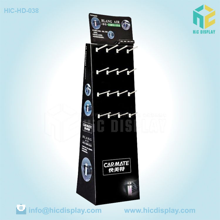 HIC 2017 Cheap New Custom Made OEM incense display stands