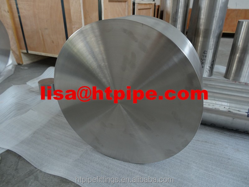 forged ASTM B381 titanium alloy disk