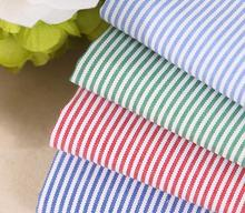 Wholesale 60% polyester 40% cotton Yarn dyed Oxford shirting fabric