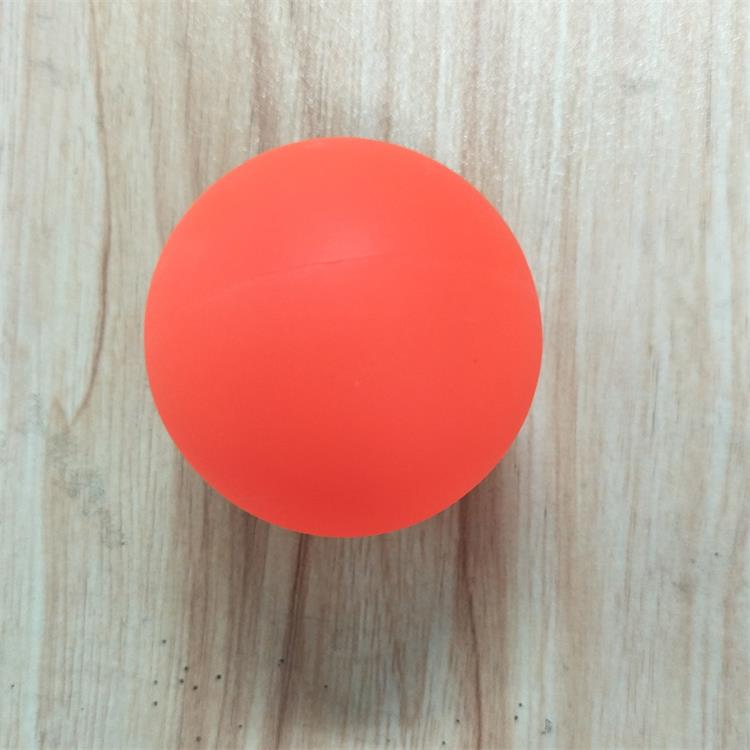 PVC hockey ball