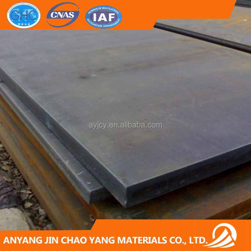 Primary Quality Hot Rolled Main Deck Construction Steel Plate