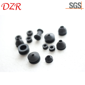 Low price silicone shock absorber rubber sleeve grommets