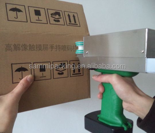 AU-160 Hand Held Carton Printing Machine/Portable Inkjet Printer
