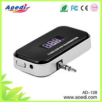 2013 New models!!fm mp3 transmitter,mp3 car fm transmitter,for iphone 3gs fm transmitter of AD-128