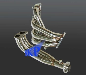 Exhaust Header for Honda Ci*vic D16 4-2-1 header