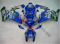 Motorcycle Racing fairing kit for CBR1000RR(04-05)