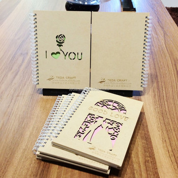 SD-169 wedding gift items artificial blank journal notebook