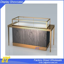 Jewelry store design jewelry window display counter show case for sale