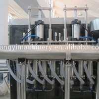 Automatic Oil Pouch Packing Machine Standup