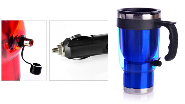 New style hight quality 12V customized printing steel tumbler