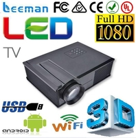 lcos led projector mini projector lumens led full hd 1080p 3d led projector