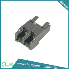 Custom made Taiwan top quality zinc alloy die casting backshell connector