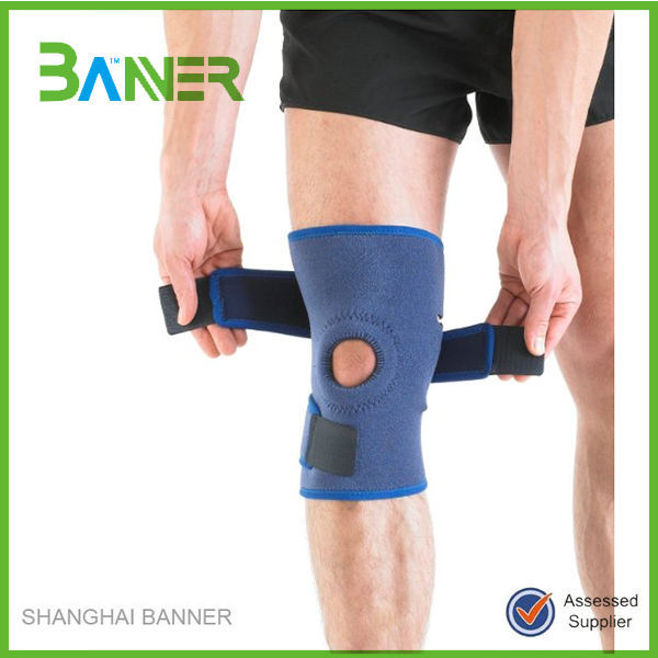 Special useful adjustable patella brace knee support