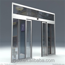 China wholesale new design glass auto door
