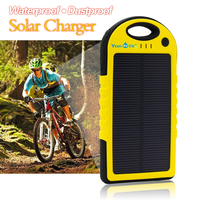Tablet Lithium Battery Charger power bank for 2015 phone solar charger