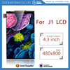 Low cost mobile phone parts for samsung galaxy j1 ace j110 lcd screen replacement