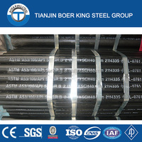 SEAMLESS STEEL PIPES ACC. TO ASTM A53/A106/API 5L, GR.B. LENGTH 5-6 M.