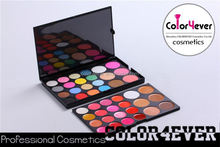Xmas 44 colour factory price makeup Eyeshadow concealer blusher lipgloss cosmetic makeup Palette yellow eye shadow