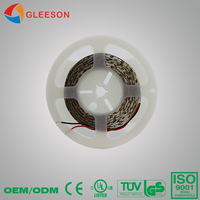 UL CE RoHS certified SMD335 side view constant voltage led strip light 60 led/m DC12V non-water proof led flexible Gleeson