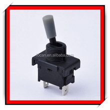 High quality micro plastic toggle switch& IP67 Waterproof toggle switch