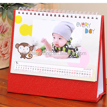 Wholesale Custom Calendar Printing/Promotion Table /Desk Calendar