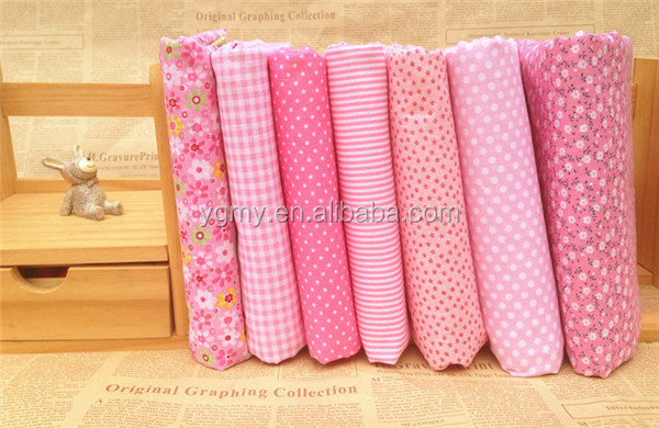 100% Cotton Fabric fat quarters for Sewing Tilda Doll Cloth DIY Quilting Patchwork Tissue Textile