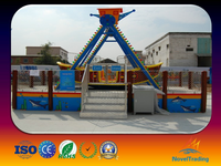 OEM Novel brand amusement ride swing pirate ship, amusement ride swing pirate boat
