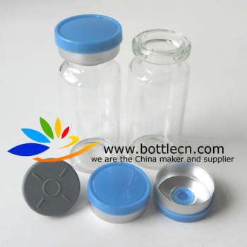 3ml 10ml 25ml 100ml glass vials sterilizer bottle for injection lyophilization