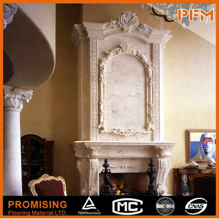 Best Selling High Quality Custom Color Hand Painted Fireplace Screen