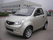 Electric car 2 seat EEC approved L6E 72V 5KW