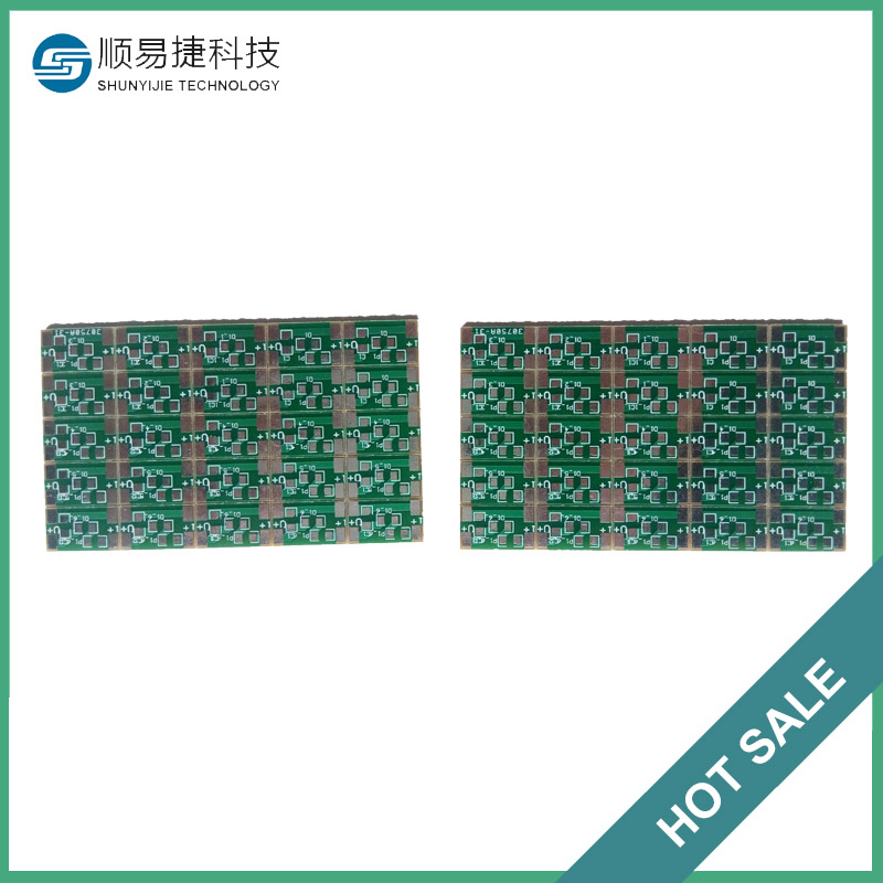2017 high power chip led rigid pcb oem sliding gate control board
