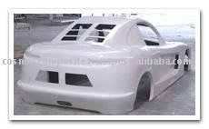 RACING CAR BODY