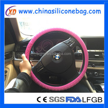 hot sell Silicone steering wheel cover 2012