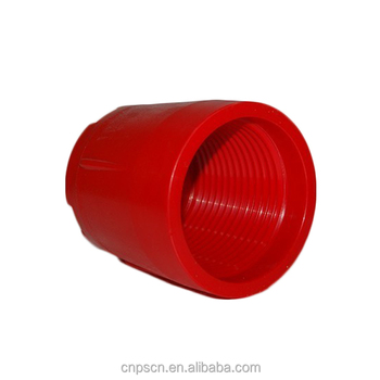 Heavy Duty Plastic API casing and tubing pipe Thread Protectors for oilfield