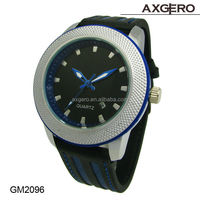 Wholesale China Watch, Alibaba Express Men Silicone Rubber Slap Watch, watches for men