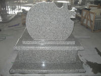 G623 granite tombstone prices for Poland