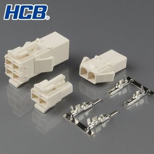 MG1.8 6 pin pa66 cable male and female electrical connector