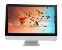 "21.5"" Desk LED AIO capacitive all in one pc touch screen"