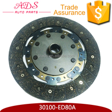 30100-ED80A buy wholesale direct from china Qashqai car parts clutch disc