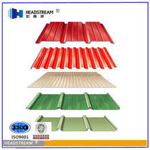 Corrugated Steel Roofing,Curved Prepainted Galvanized Steel Sheet from China Factory