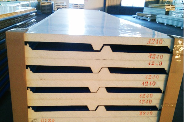 High quality thermal insulation PU Polyurethane foam sandwich roof panel