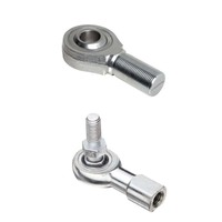 10mm Male Female Thread L Shape Ball Joint Rod End Bearing