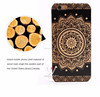 bamboo oem mobile phone case,china suppliers wholesale price mobile cover for Apple 5.5 inch