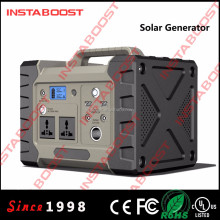 INSTABOOST 110V/220V solar batteries lithium ion solar generator with 300w inverter power station for home system