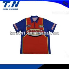 customized racing jersey motorcycle shirts