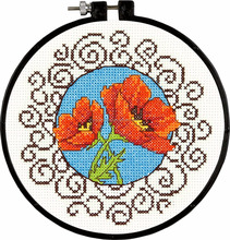 dimensions cross stitch needlework kit