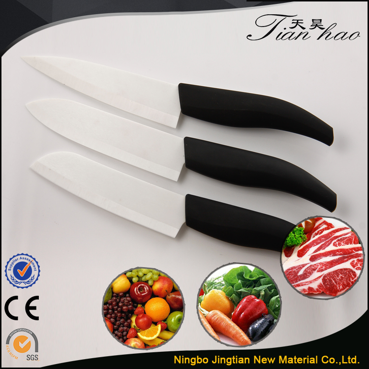 Meat Slicing Ceramic Sharp Fruit Kitchen Knife