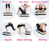 Hot Selling Crazy Fit Vibration Exercise Machine