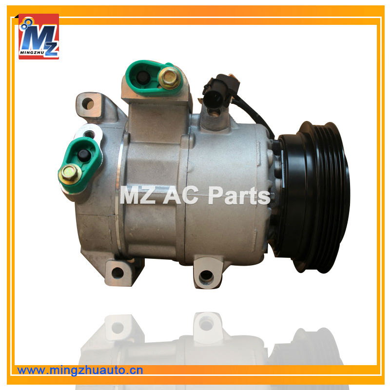 For KIA RIO Air Compressor, OE# 97701-1G010 / 97701-1G000 Air Compressor For KIA RIO