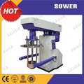 Liquid Hydraulic Lifting Basket Mill